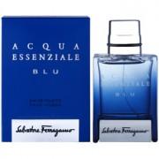 Salvatore Ferragamo Acqua Essenziale Blu Eau de Toilette para homens 30 ml