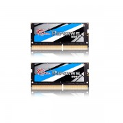 G.SKILL DDR4-2400 16Gb Dual Channel Ripjaws SODIMM [F4-2400C16D-16GRS]