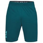 Under Armour Men's MK1 Graphic Shorts - Green - XL - Green