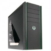 Carcasa BitFenix Shinobi USB 3.0 Window black/green/green