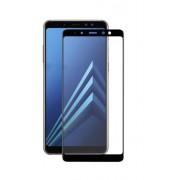 Folie Protectie Sticla securizata 3D Tellur TLL145046 pentru Samsung Galaxy A8 Plus 2018 (Negru)