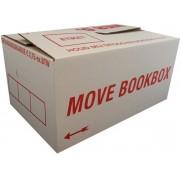 Verhuisdozen voor boeken pakket 10 stuks