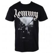 Herren T-Shirt Motörhead - Lemmy Lived To Win - ROCK OFF - MHEADTEE35MB
