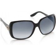 GUCCI Over-sized Sunglasses(Blue)