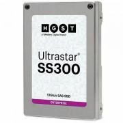SSD Server WD/HGST ULTRASTAR SS300 (2.5in 15.0MM 400GB SAS MLC RI-3DW/D 3D CRYPTO-D) SKU: 0B34961 HUSMR3240ASS204