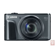 "Canon PowerShot SX720 HS, 20.3Mpx CMOS, 40x opt. zoom, 3.0"" LCD, 1080p video, USB/HDMI/Wi-Fi, black"