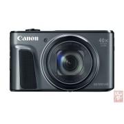 "Canon PowerShot SX730 HS, 20.3Mpx CMOS, 40x opt. zoom, 3.0"" LCD, 1080p video, USB/HDMI/Wi-Fi, black"