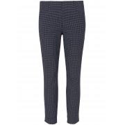 MYBC 7/8-broek pasvorm Sylvia Van MYBC Dames blauw