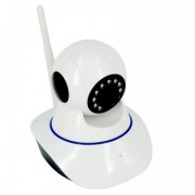 ZEMINI Wireless HD CCTV IP wifi Camera | Night vision Wifi 2 Way Audio 128 GB SD Card Support for Vivo V7 Plus