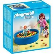 Комплект Плеймобил 5572 - Басейн с топки - Playmobil, 291048