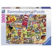 Ravensburger Route 66 Jigsaw Puzzle (1000-Piece)