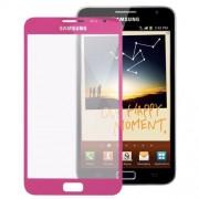 Original Front Screen Outer Glass Lens for Samsung Galaxy Note / i9220 (Magenta)
