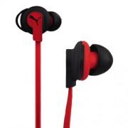Puma Keg - слушалки с микрофон за iPhone, iPod и устройства с 3.5 мм изход (червени)