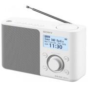 Radio Portabil Sony XDR-S61D, DAB+/DM (Alb)