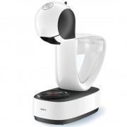 Кафемашина, Krups Dolce Gusto INFINISSIMA, Espresso machine, 1500W, 1.2l, 15 bar, white (KP170131)