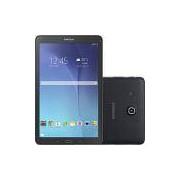 Tablet Samsung Galaxy Tab E T560 8GB Wi-Fi Tela 9.6 Android 4.4 Quad-Core - Preto