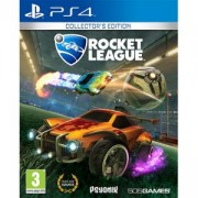 Игра Rocket League Collectors Edition, За Playstation 4