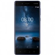 Nokia 8 smartphone (Glossy Blauw)