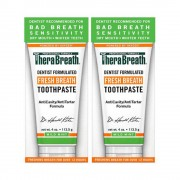 Therabreath ToothPaste (twin pack)