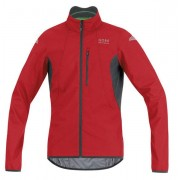 GORE BIKE WEAR Giacca bici ELEMENT WINDSTOPPER Active Shell Jacket - Red/Black