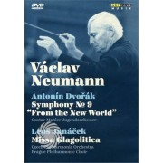 Video Delta DVORAK - SYMPHONY N.9 / JANACEK - GLAGOLITIC MASS - DVD