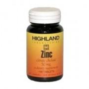 Highland Cink tabletta - 100db