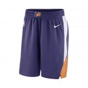 Short de NBA Phoenix Suns Nike Icon Edition Swingman pour Homme - Pourpre