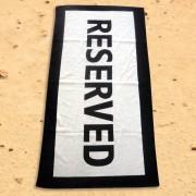 Iggi Reserved Badhanddoek