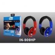 iNext IN 909 HP Blue Wired Headphone