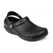 Crocs Black Bistro Clogs 37.5 Size: 37.5