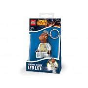 LGL-KE59 Breloc cu lanterna LEGO Star Wars Admiral Ackbar