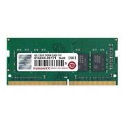 Transcend TS512MSH64V4H módulo de Memoria (4 GB, 1 x 4 GB, DDR4, 2400 MHz, 260-pin SO-DIMM)