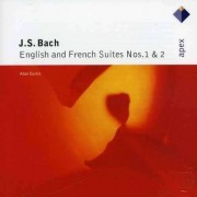 J.S. Bach - English& French Suites1 (0809274080820) (1 CD)