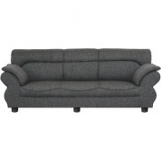 Gioteak Kingdom 3 seater sofa set in dark grey color with attractive design