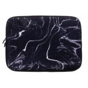 Universele zwarte verf design sleeve 13.3 inch