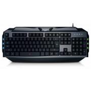 Tipkovnica Genius Scorpion K5, USB, osvjetljenje, crna, 12mj, (31310469100)