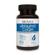 UBIQUINOL COQH 50mg 60 Softgels