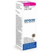 Cartus cerneala Epson C13T66434A (Magenta)