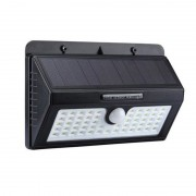 Lampa cu incarcare solara, 55 x LED, senzor de miscare