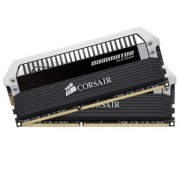 Memorie Corsair Dominator Platinum 16GB (4x4GB) DDR3 PC3-19200 CL11 2400MHz 1.65V XMP Dual Channel Kit, Link Connector, CMD16GX3M4A2400C11