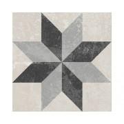 Gresie portelanata mata Scandic Decor 9 18,6x18,6 cm