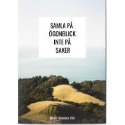 Optimalprint Fotoposter natur, 1 st, landskap, affisch, ruta, vit, Optimalprint