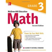 McGraw-Hill Education Math Grade 3, Second Edition, Paperback