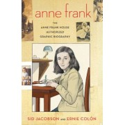 Anne Frank: The Anne Frank House Authorized Graphic Biography, Paperback