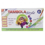 Shribossji Tambola Style Board Game