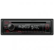 Kenwood KDC-130UR CD/USB autórádió - piros gombszín