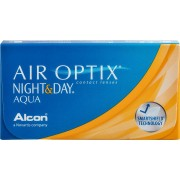 Air Optix Night & Day - 6 lenzen