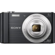 Sony Cyber-shot DSC-W810 Compakt camera, 20,1 Megapixel, 6x opt. Zoom, 6,8 cm (2,7 inch) Display