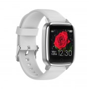 R1 1.3-inch Color IPS Screen Waterproof Female Physiological Cycle Health Monitoring Smart Watch - Silver