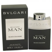 Bulgari man black cologne 60 ml eau de toilette edt profumo uomo bvlgari